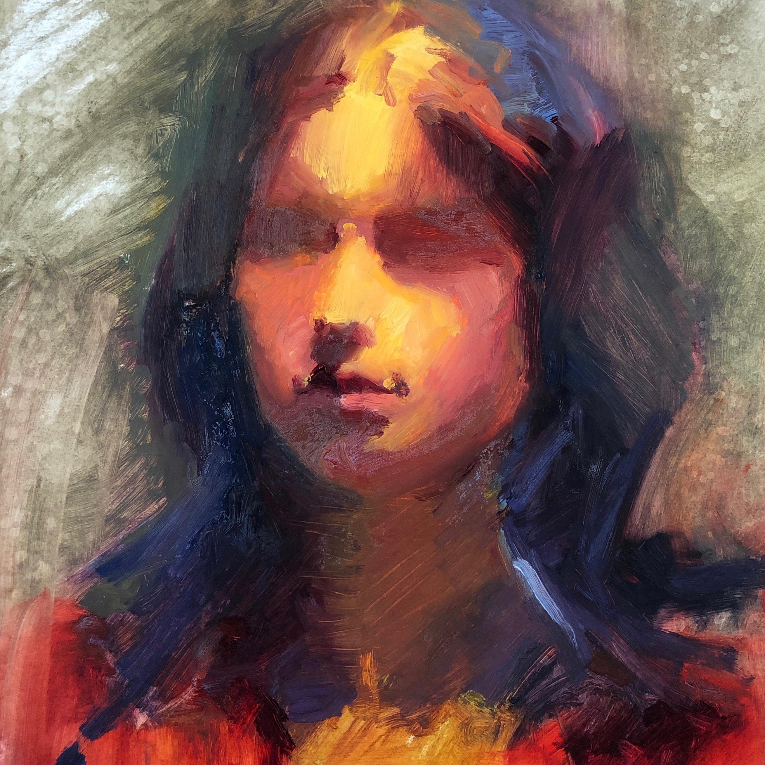 Portrait:  Cherry