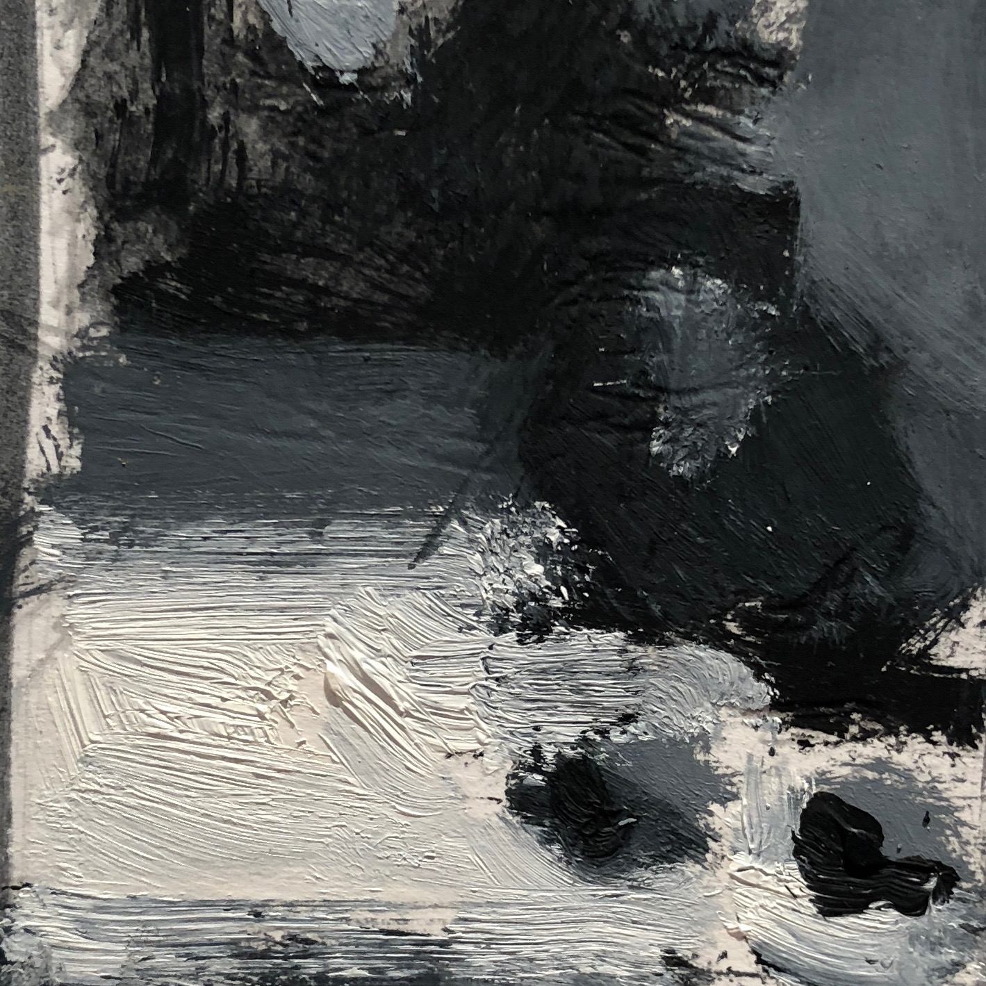 Study for Black Vase – Version 2