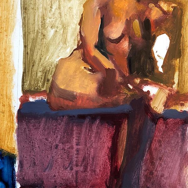 Studio Nude I