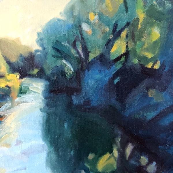 Narni, Downstream